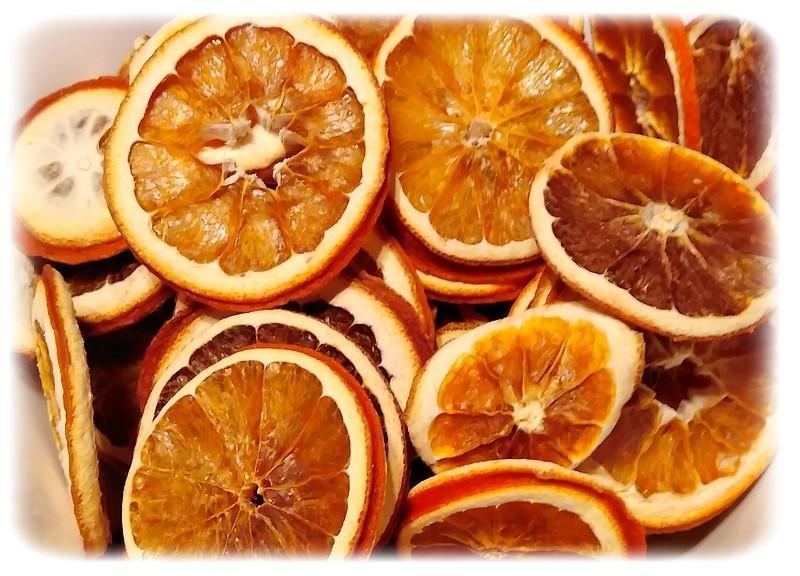 Dried orange 2