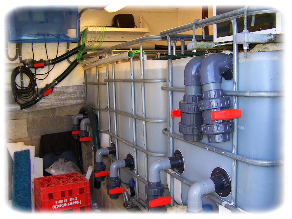 Filtration maison